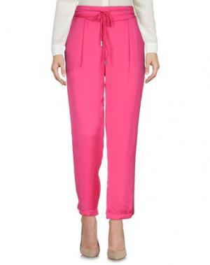 Повседневные брюки HALE BOB. Цвет: фуксия