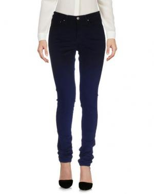 Повседневные брюки TWENTY8TWELVE. Цвет: темно-синий