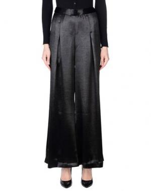 Повседневные брюки ENDLESS ROSE. Цвет: черный