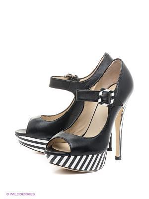 Туфли Calipso. Цвет: черный