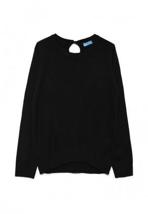 Джемпер Button Blue. Цвет: черный