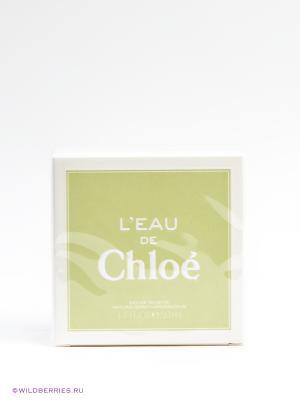 Туалетная вода Leau De Chloe, 50 мл CHLOE. Цвет: прозрачный