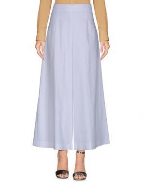 Повседневные брюки BLANCA LUZ. Цвет: белый