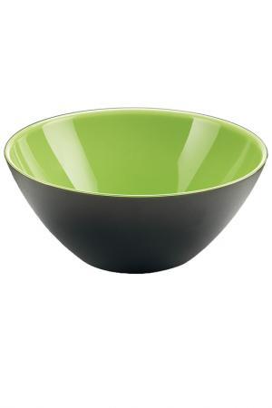 Салатница 20 см GUZZINI. Цвет: зеленый