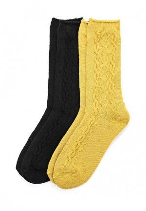 Комплект носков 2 пары Bellfield. Цвет: разноцветный