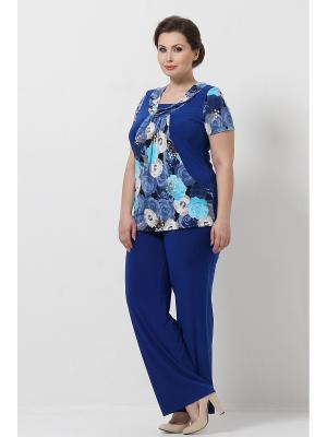 Комплекты одежды Lina. Цвет: темно-синий