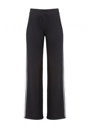 Трикотажные брюки из хлопка KD-187089 Ura Sport & Chic. Цвет: монохром