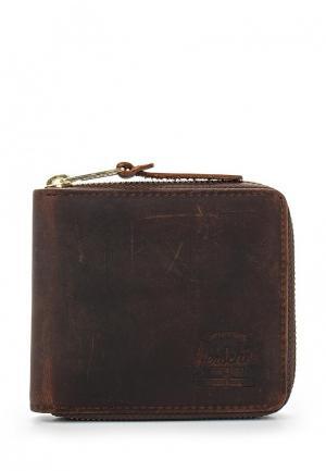 Кошелек Herschel Supply Co. Цвет: коричневый