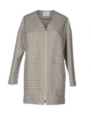 Легкое пальто AXARA PARIS. Цвет: бежевый