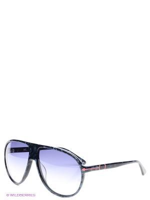 Очки солнцезащитные TM 509S 02 Opposit. Цвет: серый, синий