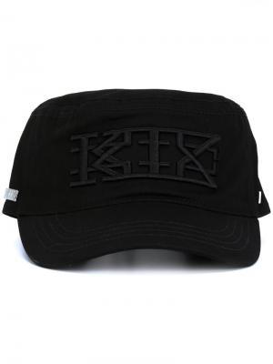 Бейсбольная кепка KTZ. Цвет: чёрный