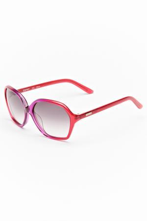 Очки солнцезащитные Esprit. Цвет: розовый