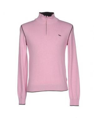 Водолазки HARMONT&BLAINE. Цвет: розовый