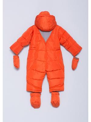 Комбинезон-трансформер Bilemi. Цвет: оранжевый