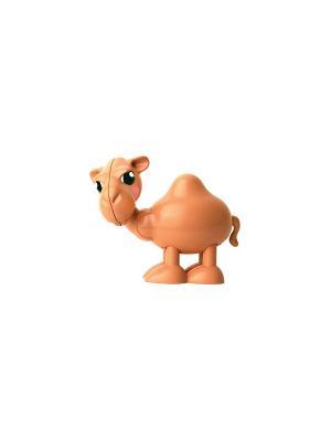 Фигурка Верблюд Tolo. Цвет: коричневый