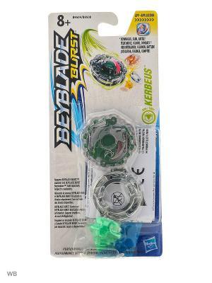 Бейблэйд: волчок Hasbro. Цвет: зеленый