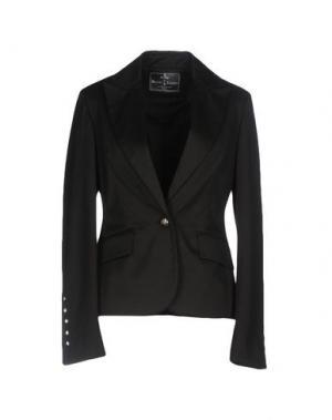 Пиджак MANUEL LUCIANO. Цвет: черный