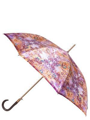 Зонт Eleganzza. Цвет: оранжевый
