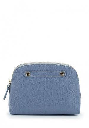 Косметичка Furla. Цвет: голубой