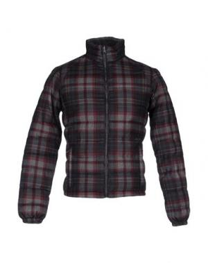 Куртка GANESH. Цвет: свинцово-серый