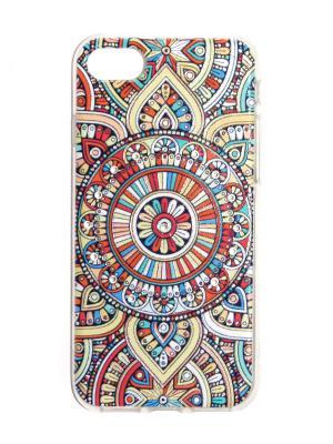 Чехол для iPhone 7 Lola. Цвет: красный, желтый