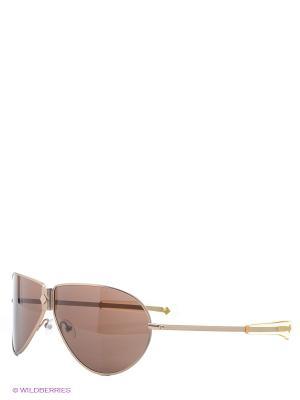 Солнцезащитные очки IS 11-042 02 Enni Marco. Цвет: коричневый