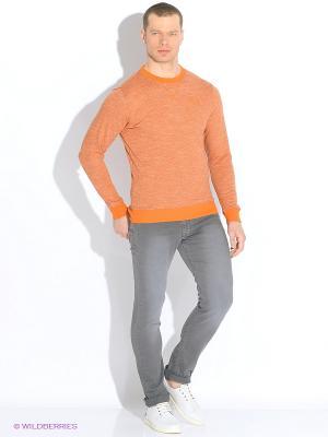 Свитшот Mavango. Цвет: оранжевый