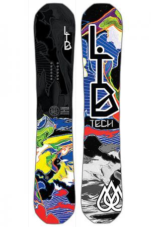Сноуборд  Travis Ripper C2 Lib Tech. Цвет: черный