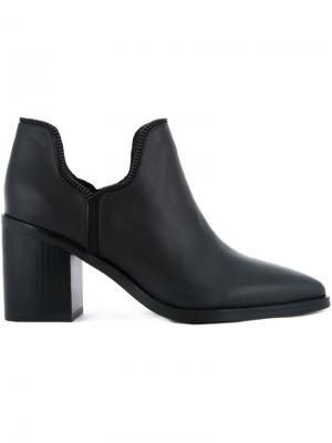 Ботинки по щиколотку Huntley II Senso. Цвет: чёрный