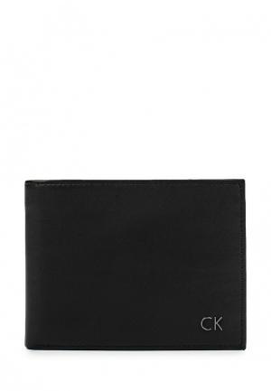 Портмоне Calvin Klein Jeans. Цвет: черный