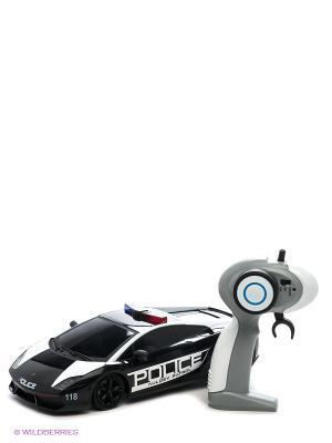 Машина Р/у 1:16 LAMBORGHINI -LP560-4 Gallardo Police AULDEY. Цвет: черный