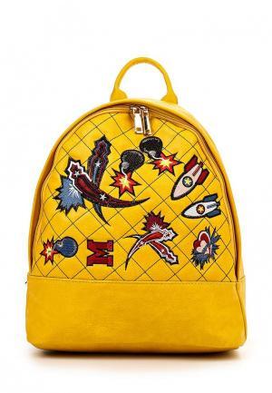 Рюкзак Fashion bags by Chantal. Цвет: желтый