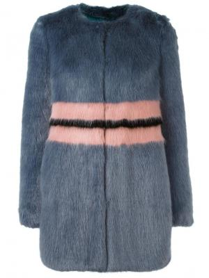 Agnes coat Shrimps. Цвет: серый