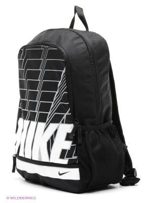 Рюкзак NIKE CLASSIC NORTH. Цвет: черный, серый, белый