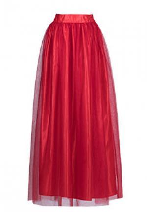Юбка VIA TORRIANI 88. Цвет: красный