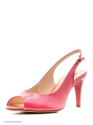 Босоножки HOGL. Цвет: розовый, фиолетовый