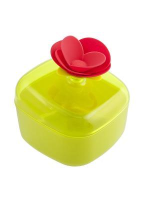 Контейнер для соли VIGAR. Цвет: салатовый