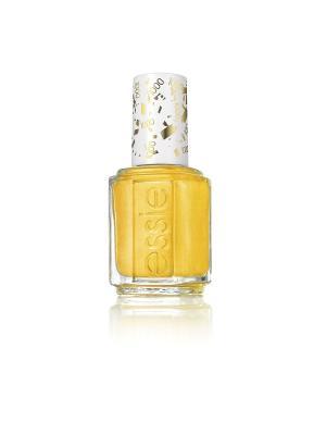 Лак для ногтей, юбилейный оттенок 1000, Миллионейлз, 13,5 мл Essie. Цвет: желтый