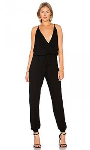 Комбинезон rodney YFB CLOTHING. Цвет: черный
