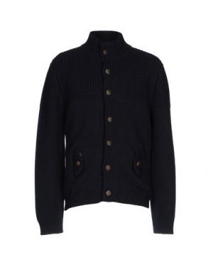 Куртка J.W. TABACCHI. Цвет: темно-синий