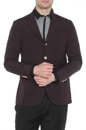 Пиджак GF FERRE. Цвет: коричневый