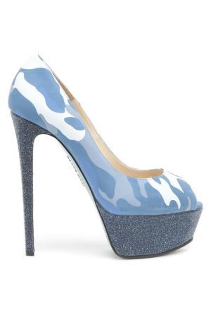 Туфли Nando Muzi. Цвет: blue
