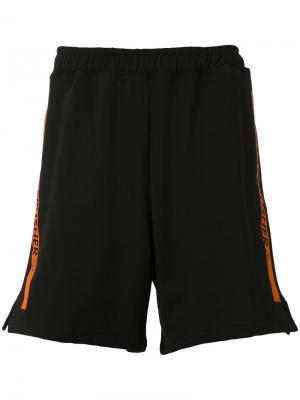 Спортивные шорты Omc. Цвет: чёрный