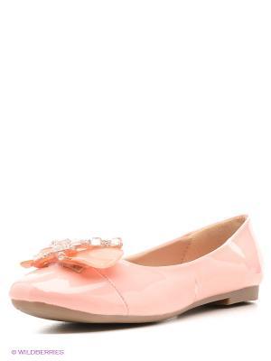 Балетки VIVIAN ROYAL. Цвет: розовый