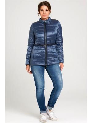 Куртка Modress. Цвет: серо-голубой