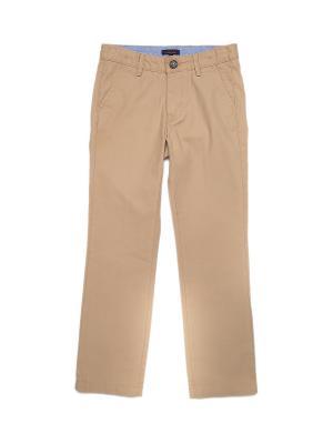 Брюки U.S. Polo Assn.. Цвет: коричневый