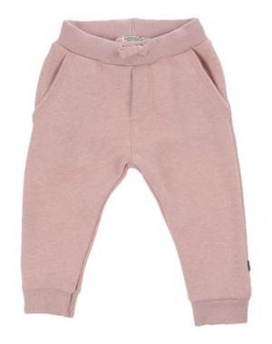 Повседневные брюки IMPS&ELFS. Цвет: пастельно-розовый
