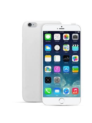 Чехол-панель для iPhone6 5,5, белый Belsis. Цвет: белый