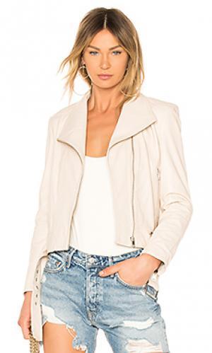Куртка ella LAMARQUE. Цвет: кремовый