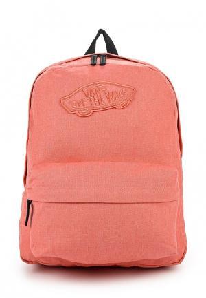 Рюкзак Vans. Цвет: коралловый